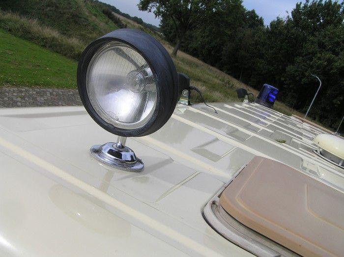 Lamp camper afbeelding